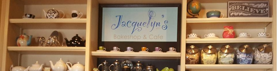 Jacquelyn's Bakeshop & Cafe Bakery Baker Hanover PA 17331 Cookies Cupcakes Wedding Cake